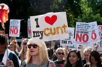 Slutwalk, London 2012