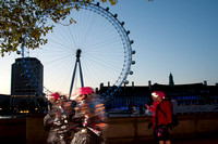 London Moonwalk 2013