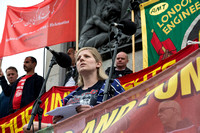 Mayday March & Rally, London, UK